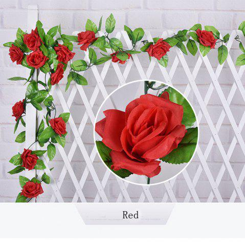 New 1Pc Artificial flower Cane European Style Wedding Party Home Decoration