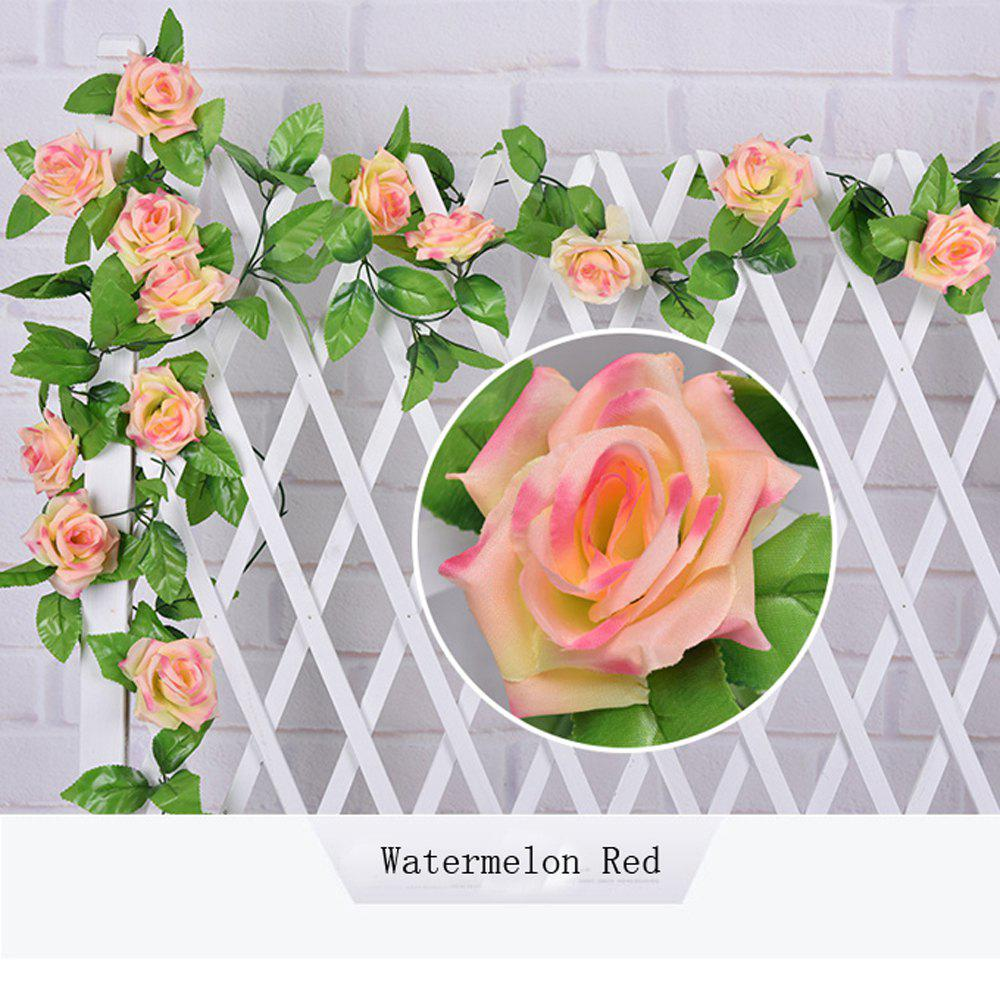 Affordable 1Pc Artificial flower Cane European Style Wedding Party Home Decoration