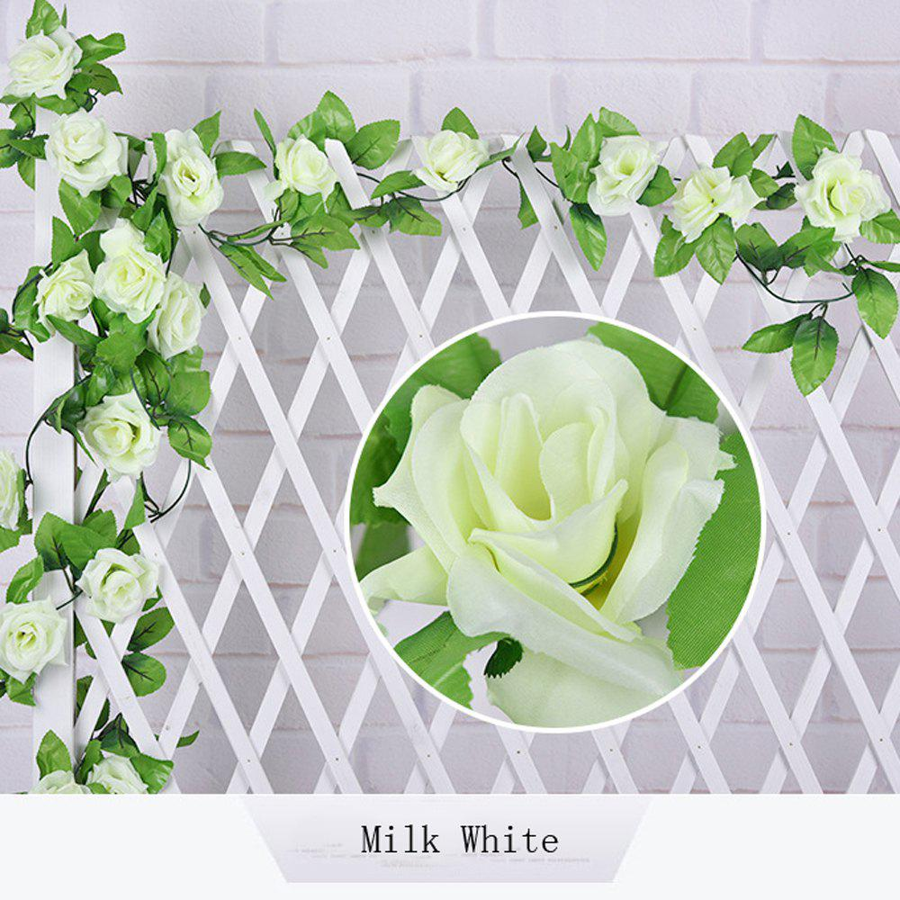 Outfit 1Pc Artificial flower Cane European Style Wedding Party Home Decoration
