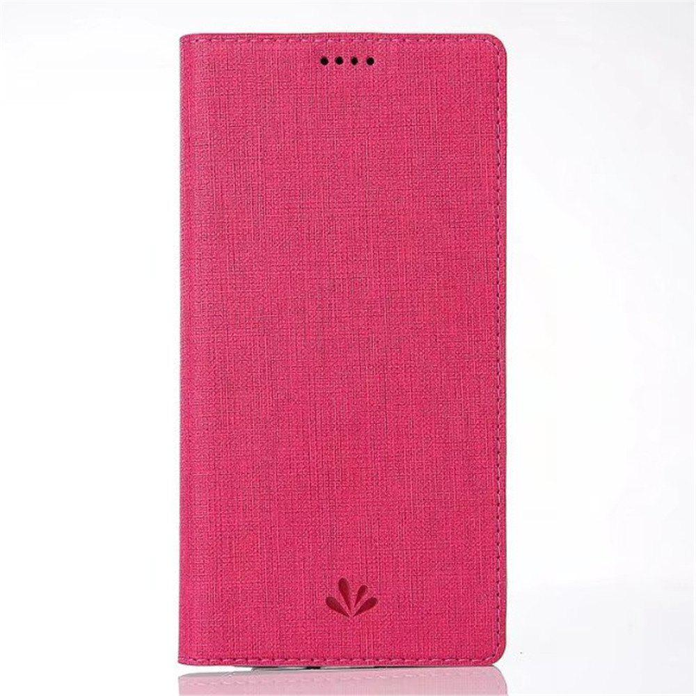 Affordable for SONY Xperia XZ1 Compact Smart Wakes Up Dormant Full Pack to Protect Leather Cover Cartridge Shell