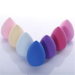 7PCS Makeup Foundation Sponge Cosmetic Puff Powder Make Up Facial Beauty Tools -