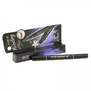 BOB Double Sides Star Tattoo Stamp Eyeliner Pencil -