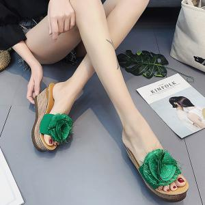 Cool Flowers Fashion Slippers -