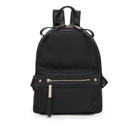 Outfit Woman's New Style Backpack Female Nylon Fashion Backpack Bag