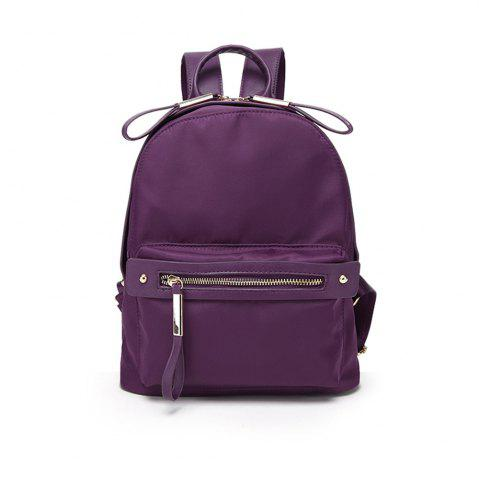 Unique Woman's New Style Backpack Female Nylon Fashion Backpack Bag