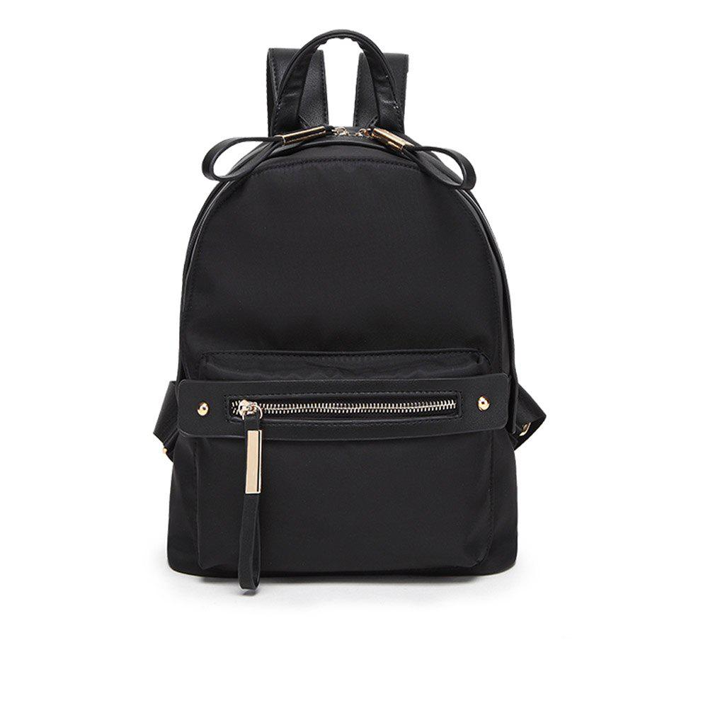 New Woman's New Style Backpack Female Nylon Fashion Backpack Bag