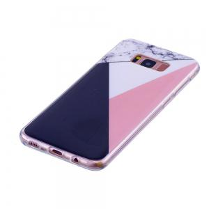 Marbling Phone Case For Samsung Galaxy S8 Case Trend Fashion Soft Silicone TPU Cover Cases Protection Phone Bag -