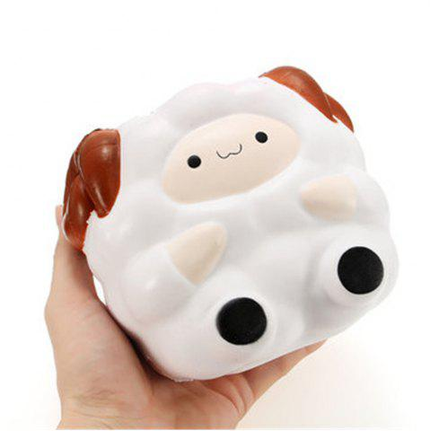 Hot Jumbo Squishy Jumbo Sheep 12cm Slow Rising with Packaging Collection Gift Decor Soft Squeeze Toy