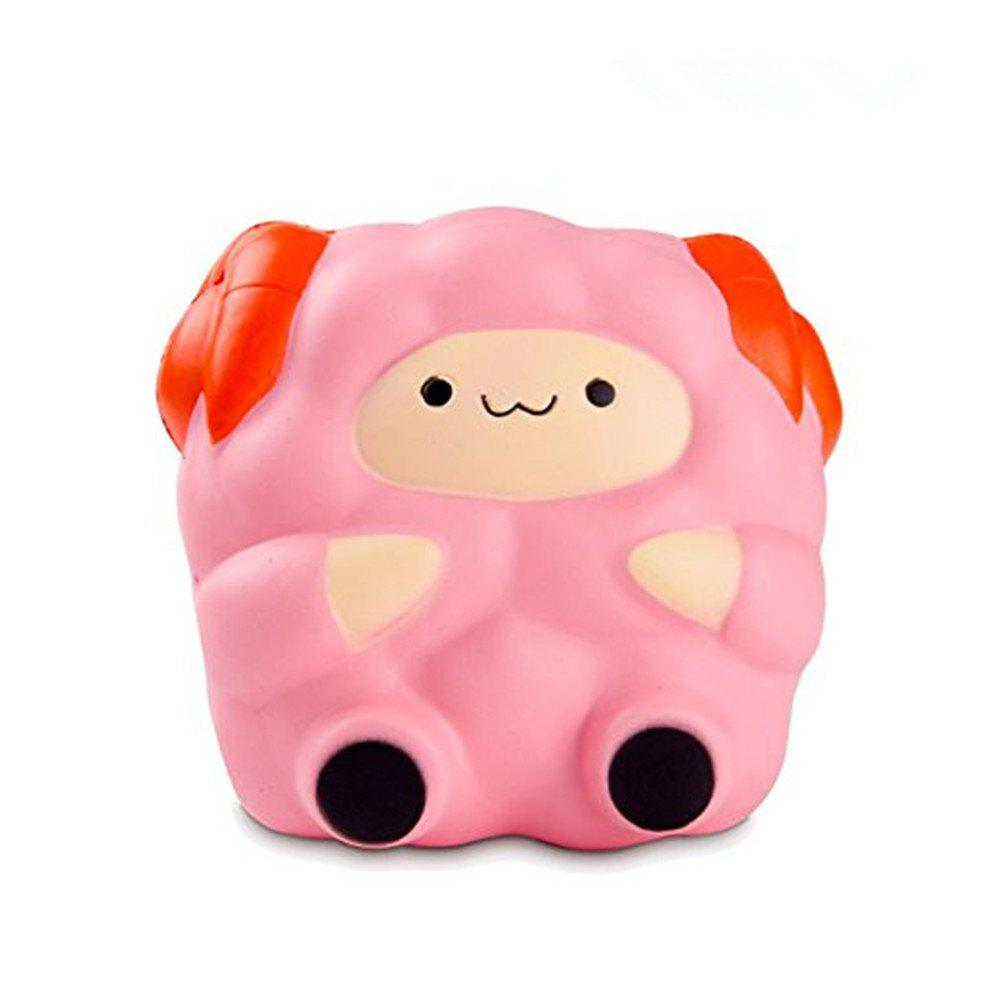 Store Jumbo Squishy Jumbo Sheep 12cm Slow Rising with Packaging Collection Gift Decor Soft Squeeze Toy