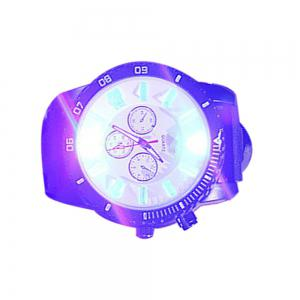 Supply Fashion Trend Led Students Tide Male Silicone Jelly Watch -