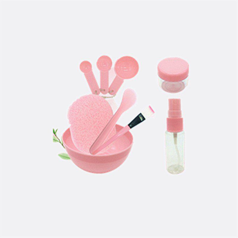 Sale Beauty Tools 9 Dresses Washing A Face Mask Bowl Brush Bar Measuring Spoon Bubble Bottle Spray Bottle