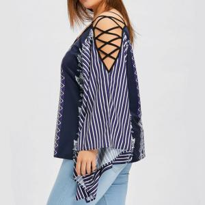 2018 New Geometric Print Camisole T Shirt -