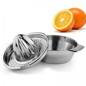 DIHE Stainless Steel Fruits Manual Squeezer Multifunctional -