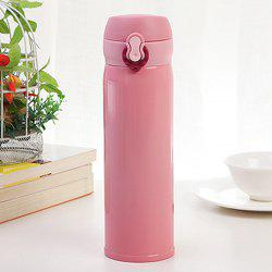 500ML Clamshell Stainless Steel Vacuum Flask Insulated Cup -