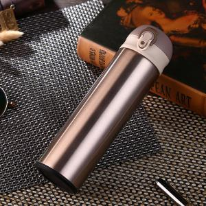 Starry Sky Pattern Double Stainless Steel Vacuum Cup 500ML -
