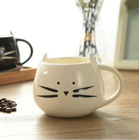 Store Cute Cat Animal Milk Mug Ceramic Creative Coffee Porcelain Tea Cup Nice Gifts