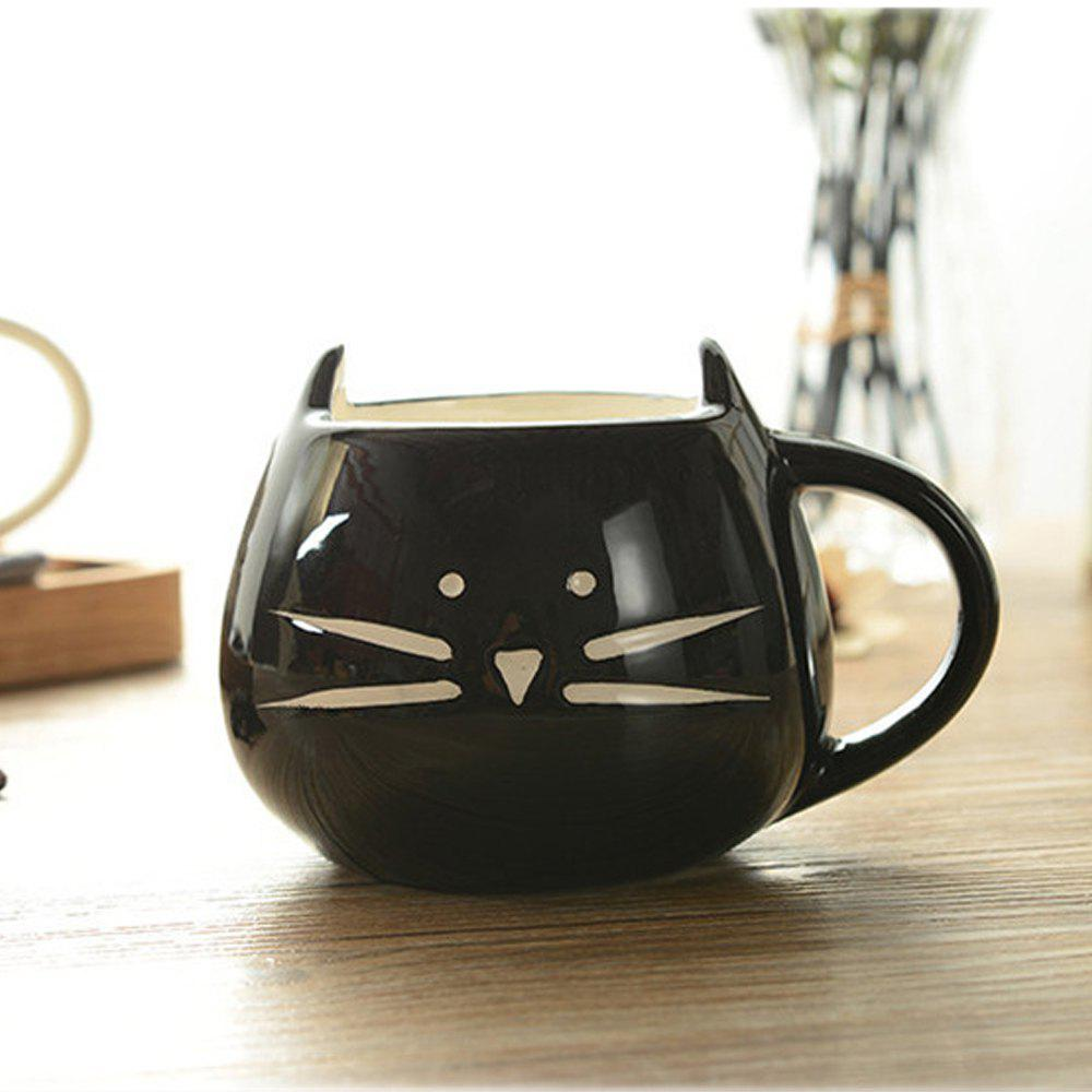 Cute Cat Animal Milk Mug Ceramic Creative Coffee Porcelain Tea Cup Nice Gifts 255707402