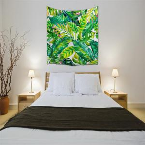 Colourful Banana 3D Digital Printing Home Wall Hanging Nature Art Fabric Tapestry for Bedroom Living Room Decorations -