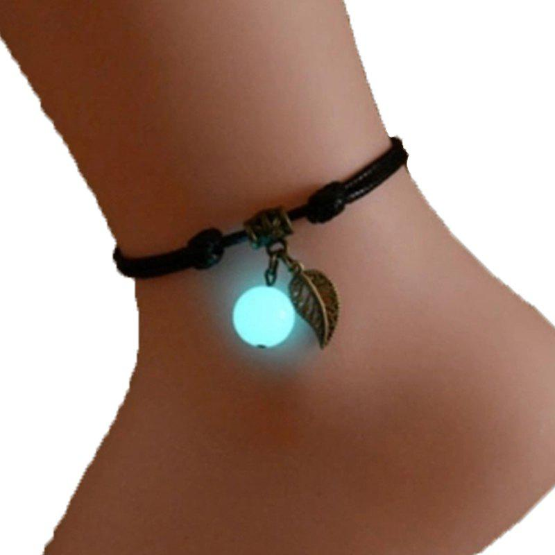 93cff708d84 36% OFF  1PC Fashion Glowing In Dark Anklets For Women Foot Jewelry ...