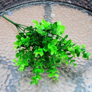 5 Bouquets of Artificial Plants Set Lifesome Fresh Green Plants Home Decoration -