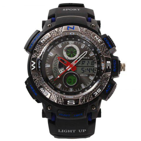 Chic EPOZZ 1311 Men Digital Analog Waterproof Military Watch