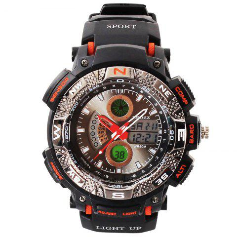 New EPOZZ 1311 Men Digital Analog Waterproof Military Watch