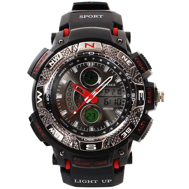 Cheap EPOZZ 1311 Men Digital Analog Waterproof Military Watch
