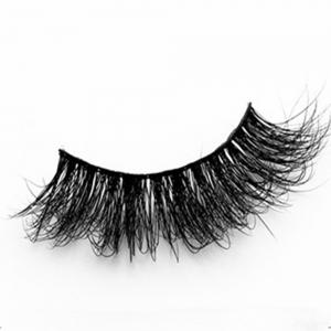 Natural False Eyelashes Lashes Long Makeup 3D Mink Lashes Extension -