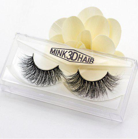 Hot Natural False Eyelashes Lashes Long Makeup 3D Mink Lashes Extension
