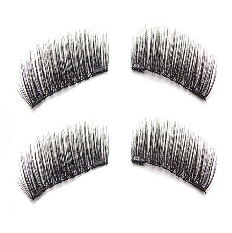 Chic Eyelashes 6D Magnetic Made Strip Lashes Cilios Posticos
