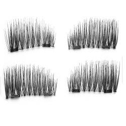 Eyelashes 6D Magnetic Made Strip Lashes Cilios Posticos -