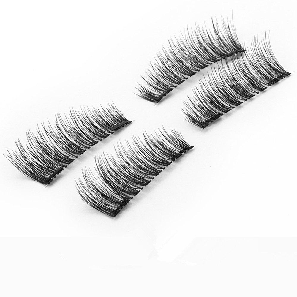 Fancy Eyelashes 6D Magnetic Made Strip Lashes Cilios Posticos