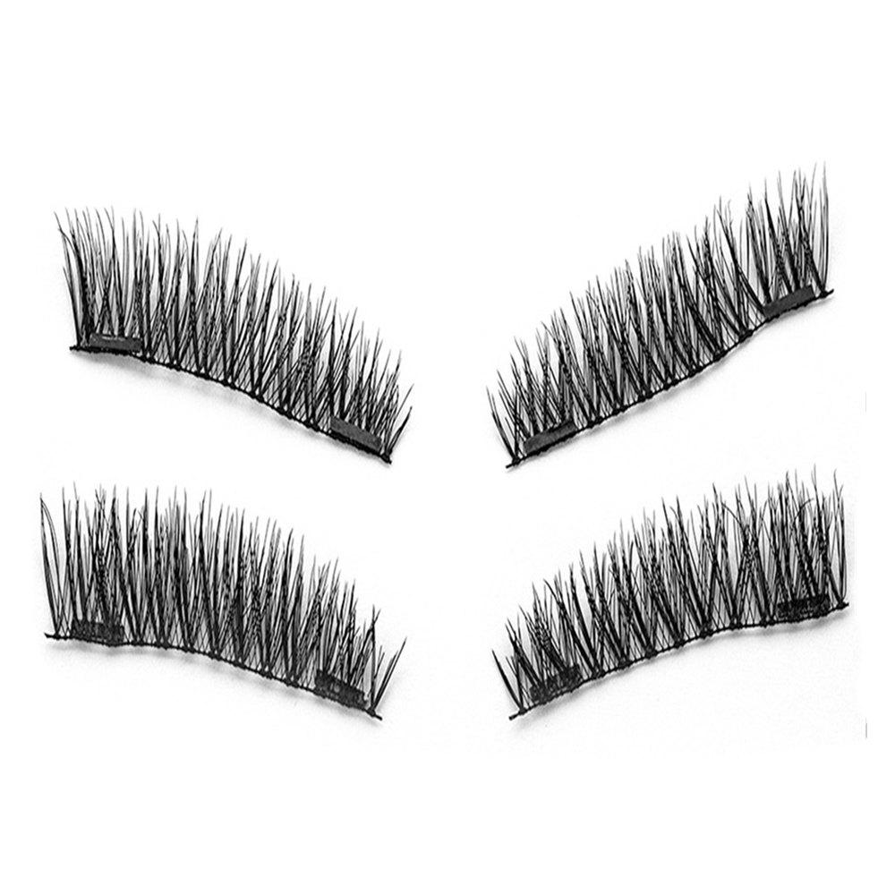 Cils 6D Magnetic Made Strip Lashes Cilios Posticos
