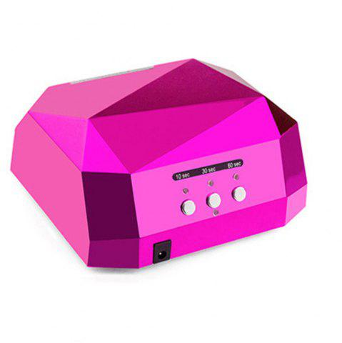 Discount New Creative Diamond Modeling Nail Light Therapy Lamp