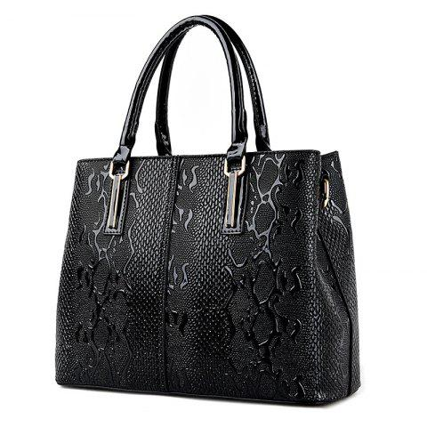 Discount Serpentine New Portable Europe and The United States Fashion Trendy Wild Shoulder Bag