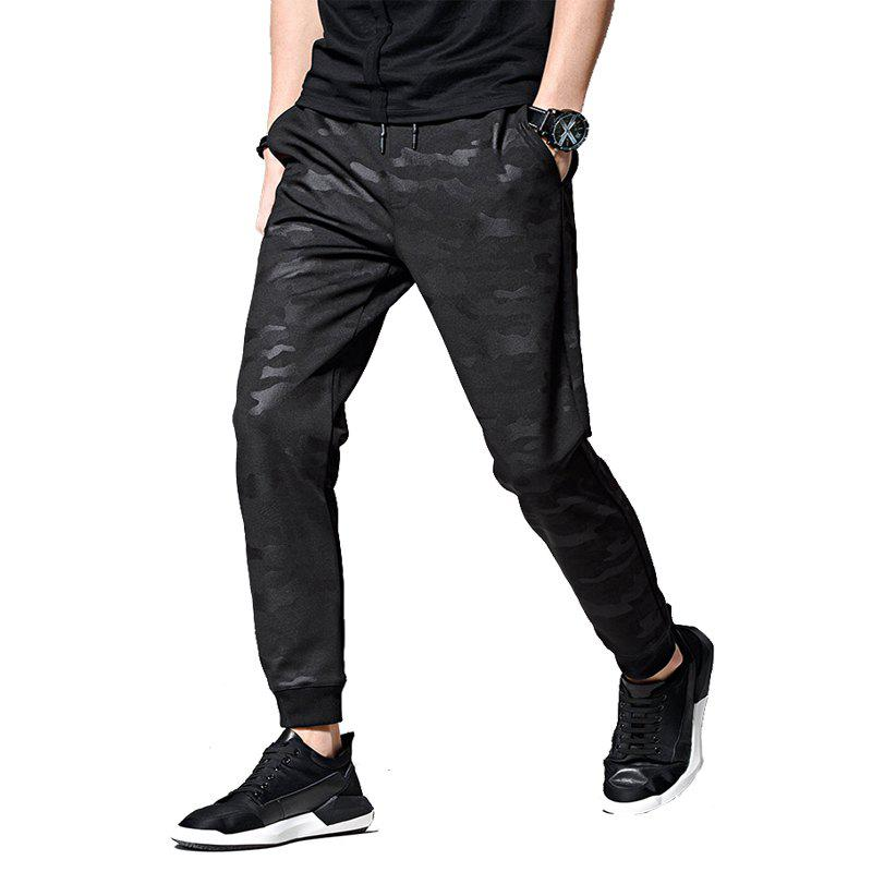 Pantalon Slim Fit Camo Jogger