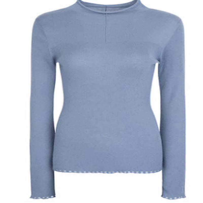 New Fine Woollen Pullover Sweater