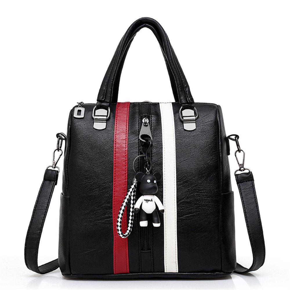 Best Multifunctional Female Korean Tide with Three All-match Portable Shoulder Messenger Bag