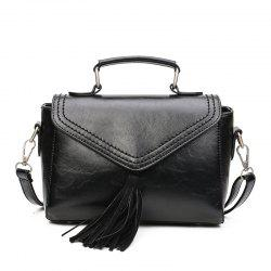 2018 Lady Tassel's Single Shoulder Handbag -