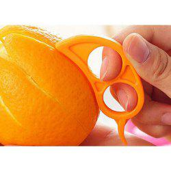 Creative Orange Peeler Mouse Style Citrus Slicer -