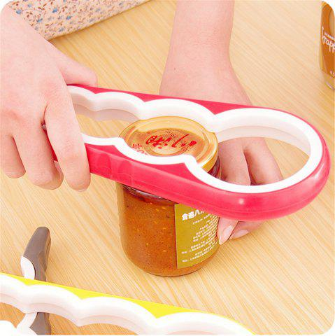 Latest Multifunctional Four in One Bottle Opener Bottle Opener Screw Slip Kitchen