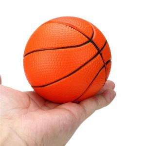 Jumbo Squishy Slow Rising Basketball Simulation Squeeze Toy Sport Themed Balls To -