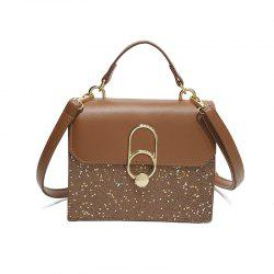 Personalized Fashion Sequined Small Square Shoulder Bag Diagonal Package -