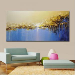 Modern Hand Painted Abstract Canvas Oil Painting Acrylic Living Room Home Wall Decor -