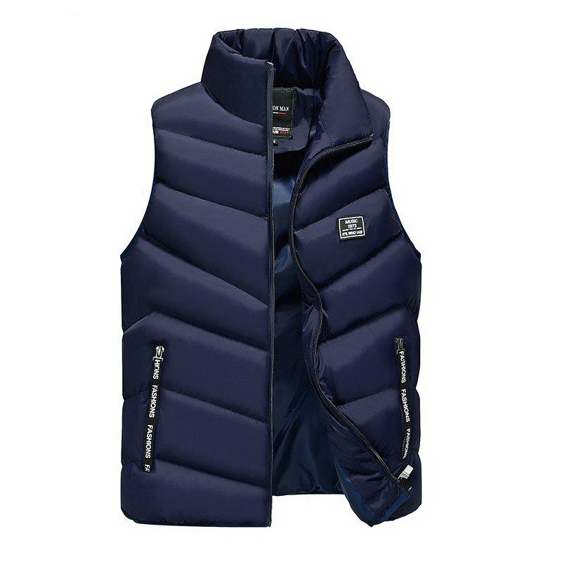 Affordable Spring and Winter Male Cotton Vest