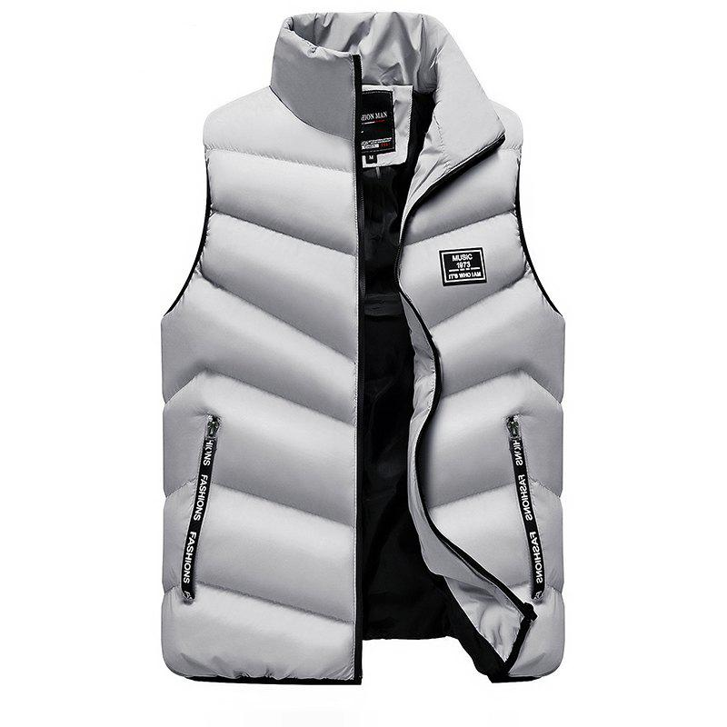 Shop Spring and Winter Male Cotton Vest