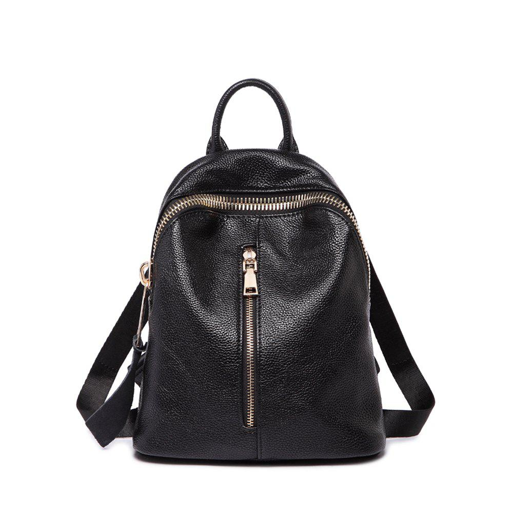 2019 Women s Mini Pu Leather Backpack Versatile Shoulder School Bag ... 7ef859797b2d1