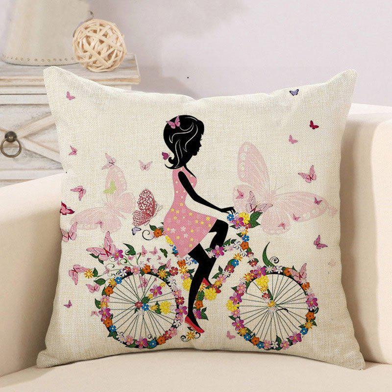 Astonishing Beauty Flower And Butterfly Decoration Couch Pillow Case For Bedroom Forskolin Free Trial Chair Design Images Forskolin Free Trialorg