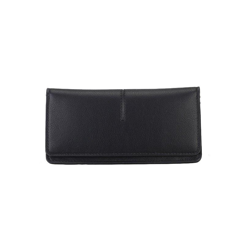 New Women's New Long Thin Section Simple Clutch
