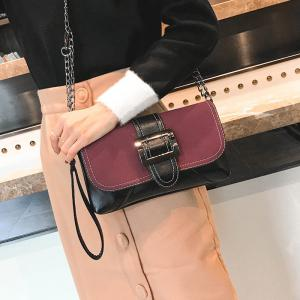 Female New Fashion Chain Envelope Wild Clutch -